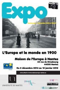 Exposition : L'Europe et le monde en 1900