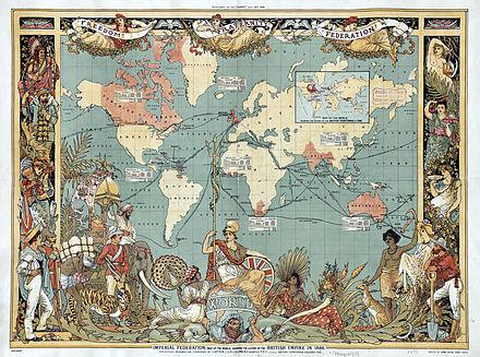 APPEL À COMMUNICATIONS,  Histoires connectées, Empires en miroir: colonialismes britannique et français  du XVIIe au XXe siècle