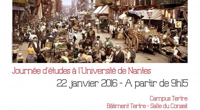 Compte-rendu de la journée d'études « Mobilités Nord-Sud : une perspective globale »