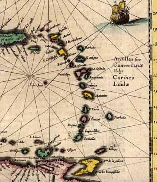 Appel à communications : Les ports européens et les Antilles : quelles connexions ?  (17ème siècle – début 18ème siècle)
