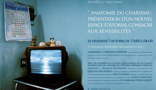 Nouvelle revue, Sensibilités. Histoire, critique & sciences sociales, disponible en librairie le 6 octobre