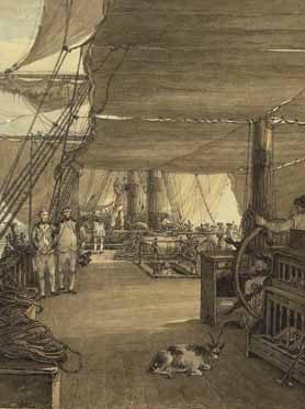 Appel à communications : «Etre capitaine de navire en Europe occidentale  de la fin du Moyen Age à 1914»