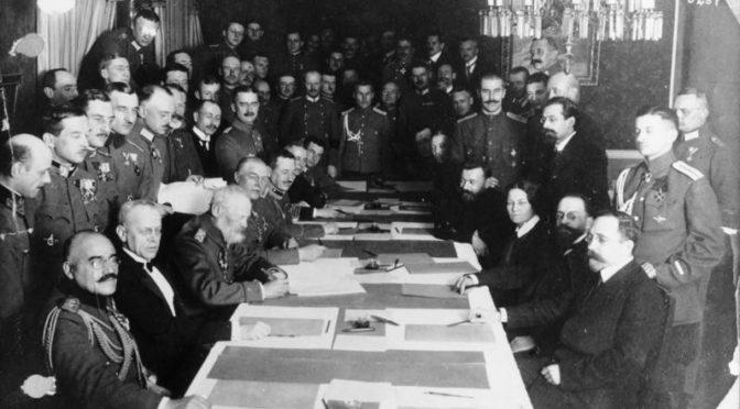 Journées internationales d'études : Les traités de paix en Europe : négociations, applications et réceptions (1918-première moitié des années 1920)  22 mai – 23 mai