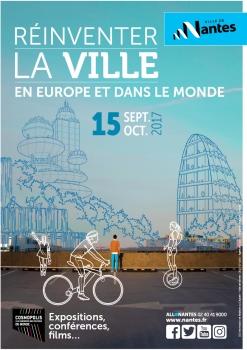 Regard sur les villes européennes en 1900, Conférence et présentation du Fonds Colbert par l'équipe des post-docs du LabEx EHNE, Lundi 2 octobre à 18h30, Espace Cosmopolis- Nantes.
